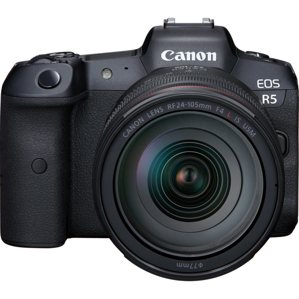 Setting up a Canon EOS R5 for Nature Photography