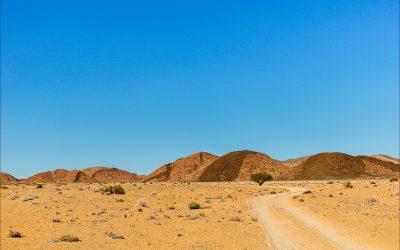 The Desolate and Forebidding Richtersveld